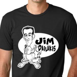 Jim Dailakis T-shirt